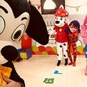 Celebració festes amb personatges i animació